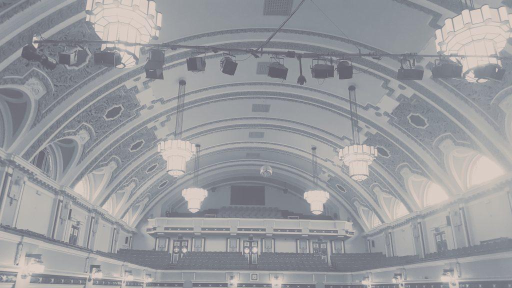 Kings Hall Stoke-on-Trent (North Staffs TV)